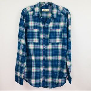 Women's Hollister Flannel Shirt